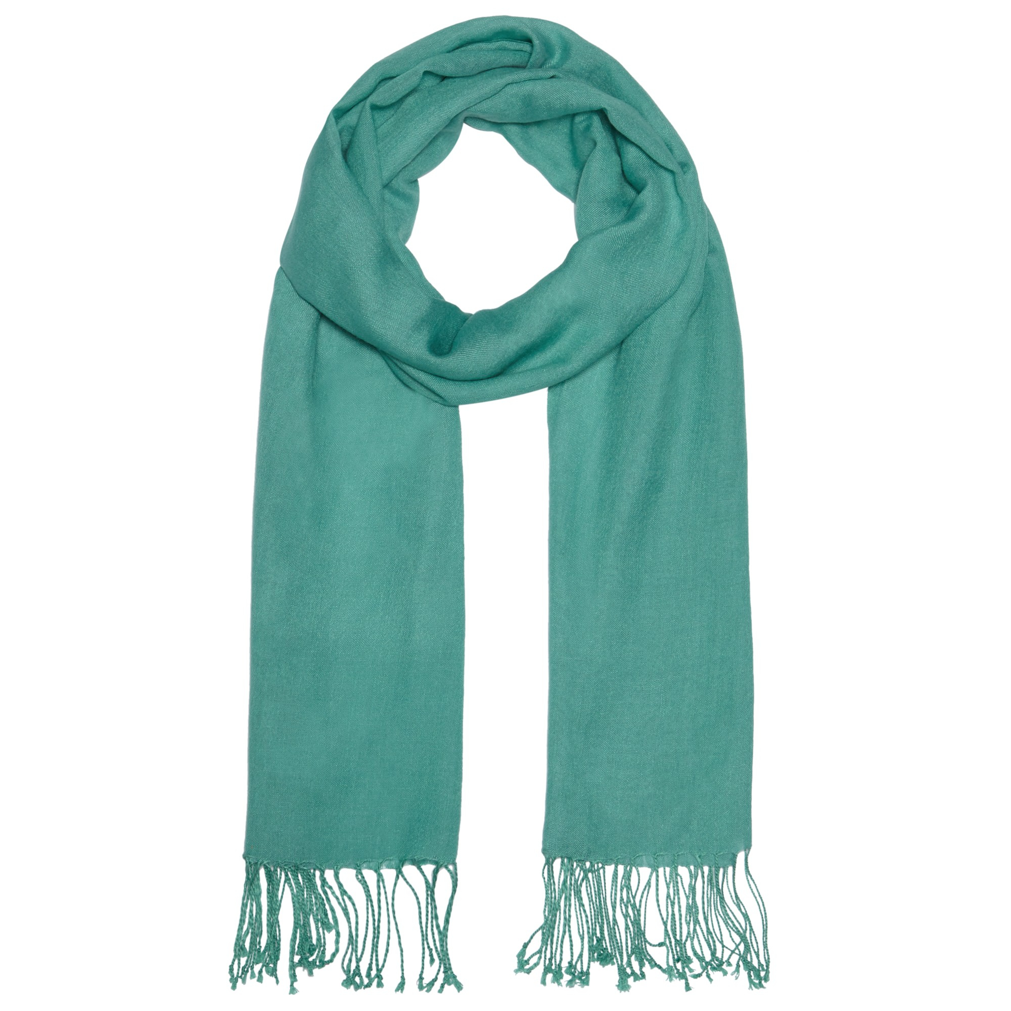 lewis wool mix occasion scarf in green lyst