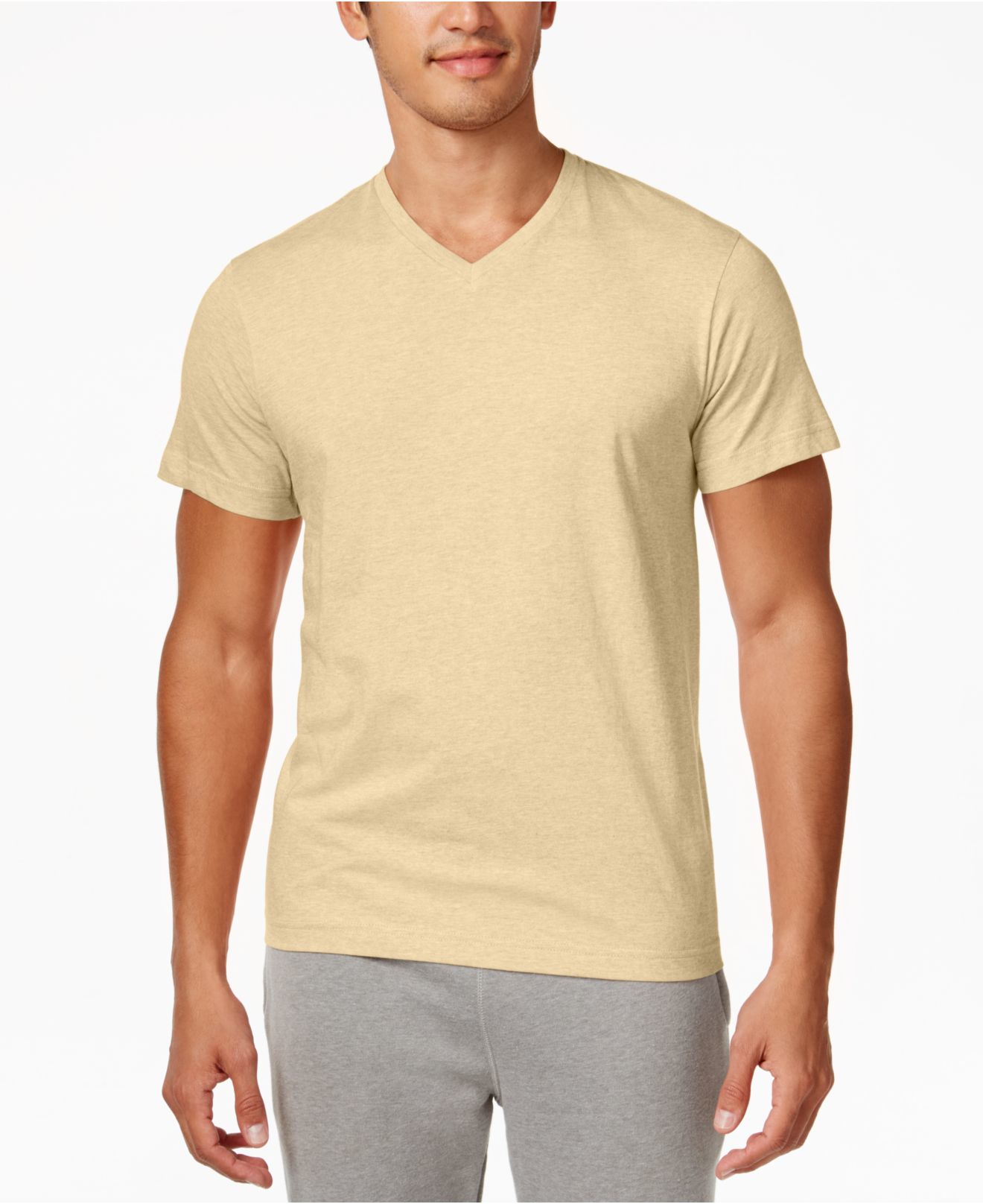 alfani s v neck t shirt only at macy s in for