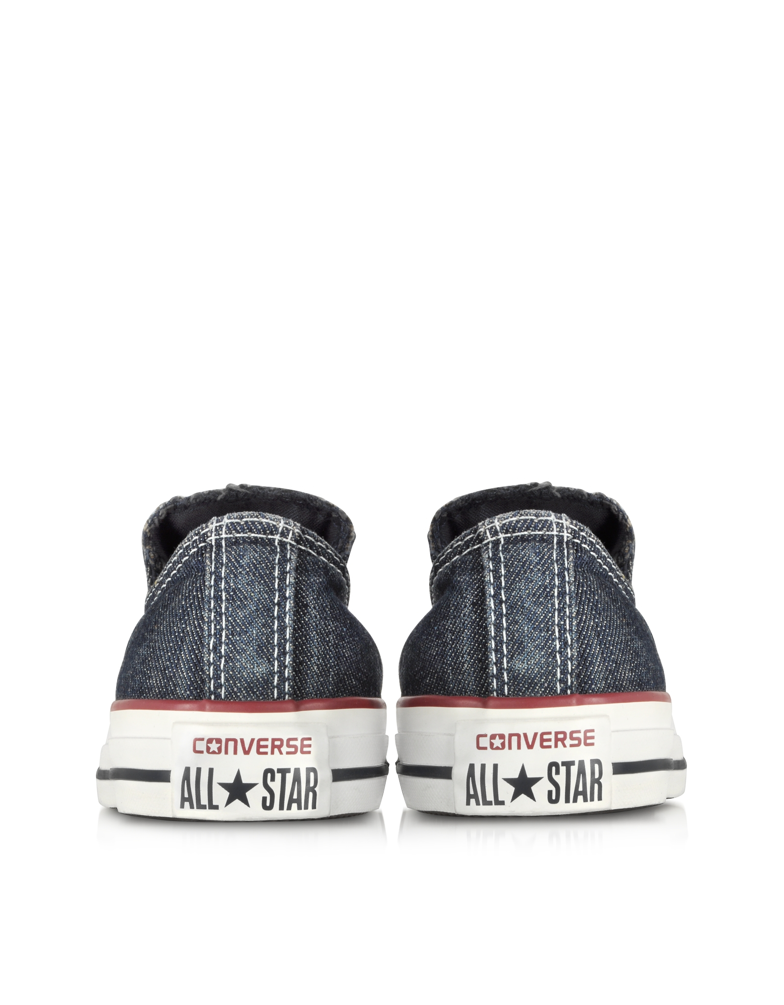 9a03a36b5cd2 Lyst - Converse Chuck Taylor All Star Ox Denim Slip On Sneaker in ...
