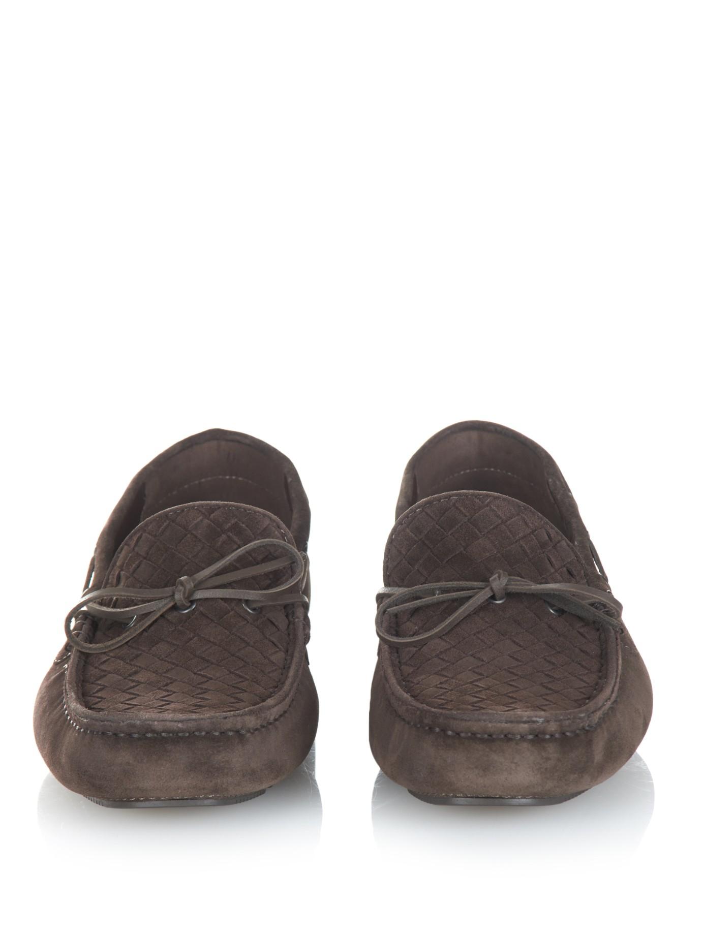 classic Intrecciato loafers - Brown Bottega Veneta PrRtigD