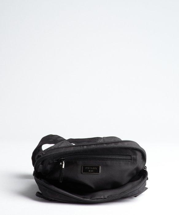 prada vela waist bag
