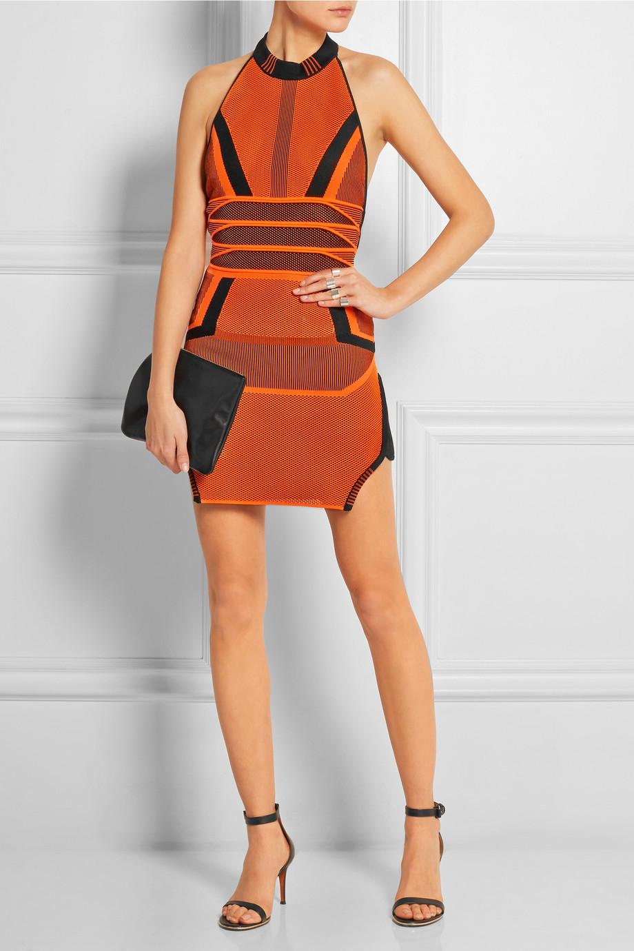 Alexander Wang Knit Mini Dress Discount Pictures E4MI03lr6