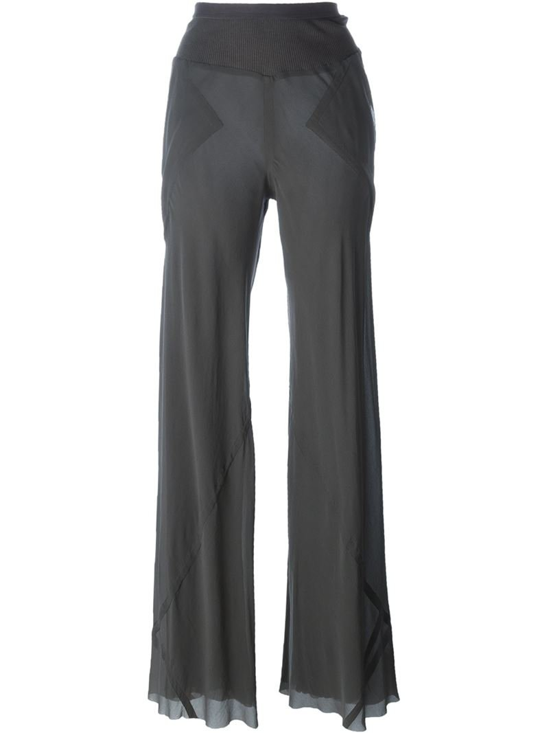 Find grey palazzo trousers at ShopStyle. Shop the latest collection of grey palazzo trousers from the most popular stores - all in one place.