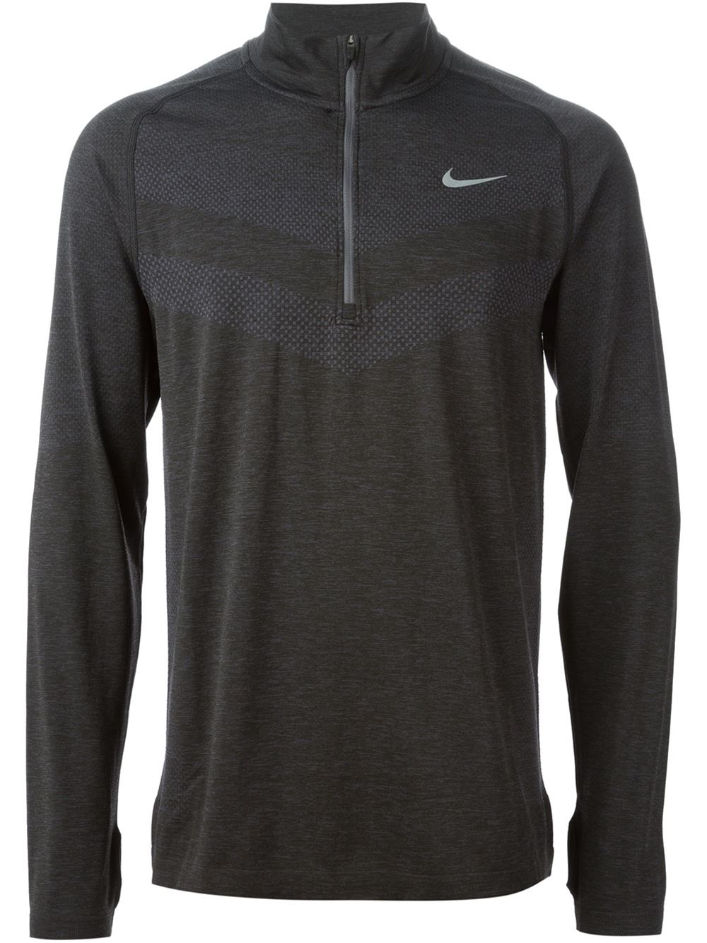 Nike Running Sweater In Gray For Men Grey Lyst