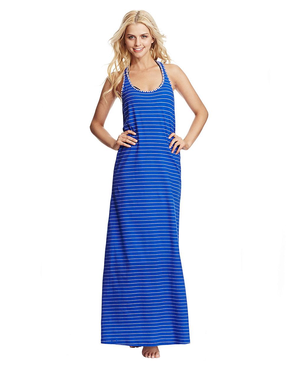 Long Swim Dress