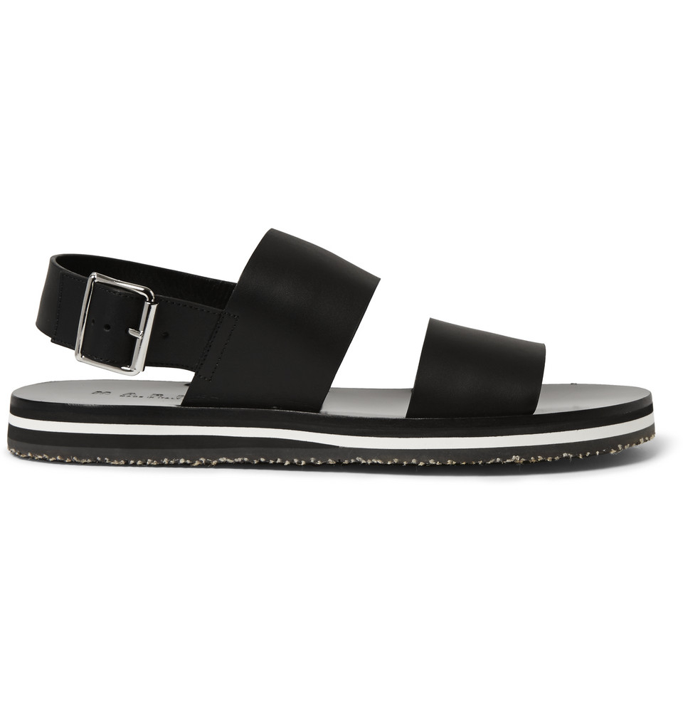 cheap sale visa payment Marni Patent Leather Buckle Sandals visa payment sale online cheap prices jFnthCPSvI