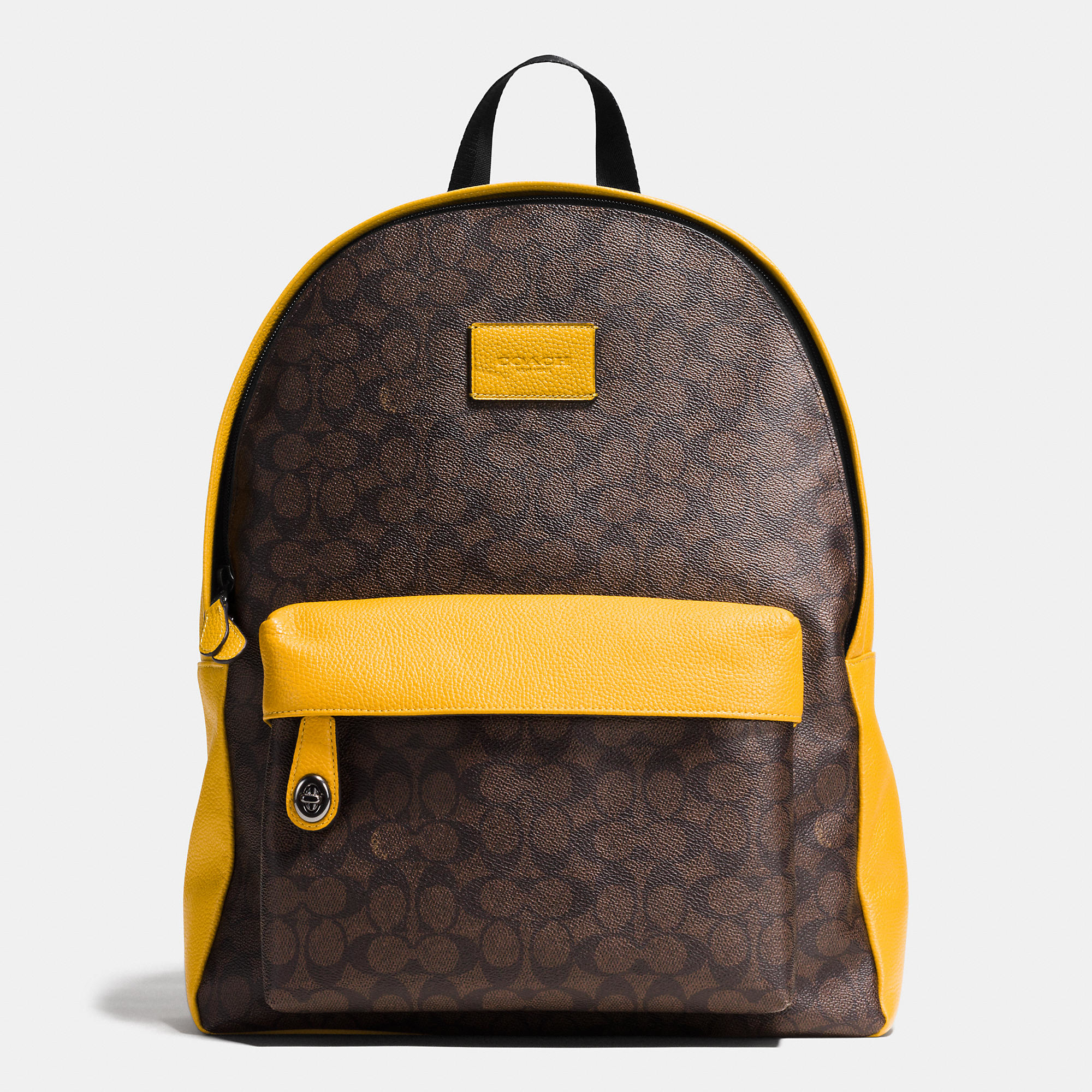 Coach Campus Backpack In Signature Canvas Coach naos9zW