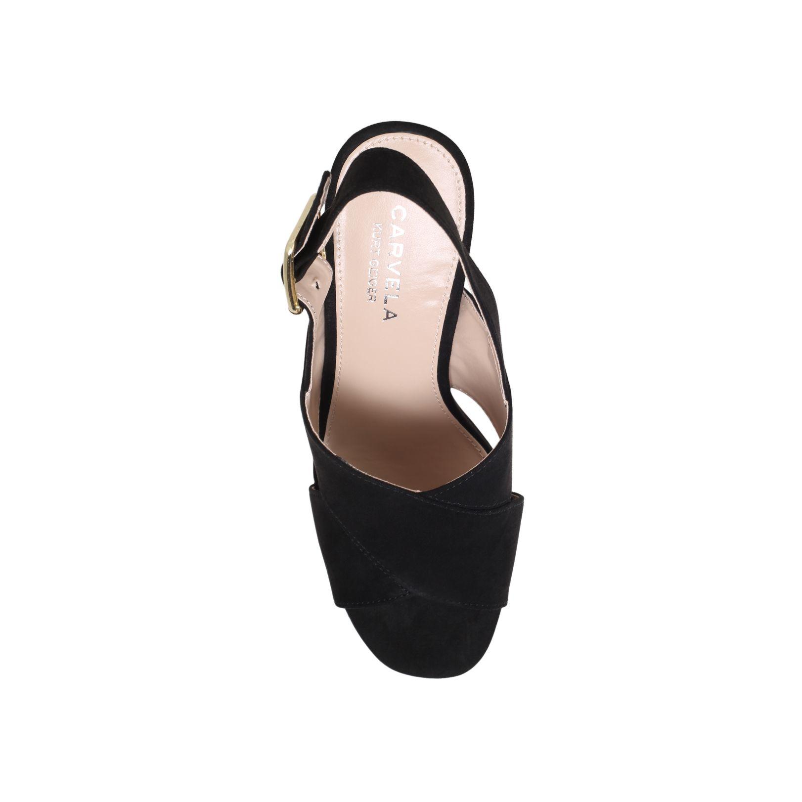 Carvela Serene High Heel Slingback Court Shoes