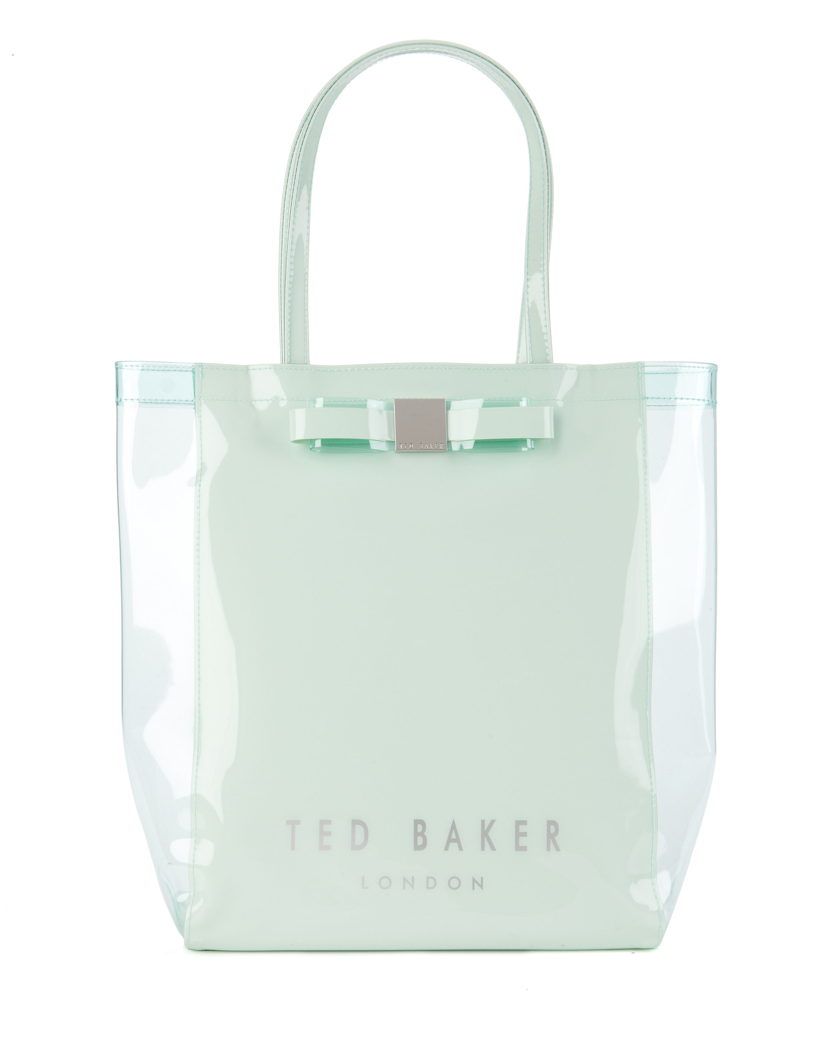 ba571c70a9b Tory Burch Tote Bag  Ted Baker Plastic Bag Bow