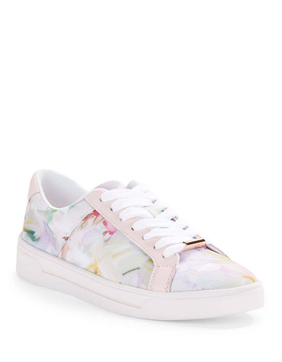 Lace Up Tennis Trainers Ted Baker JLUjg