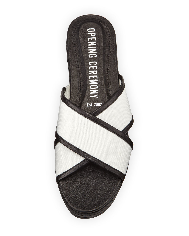 Naturalizer Cross Strap Dress Shoes