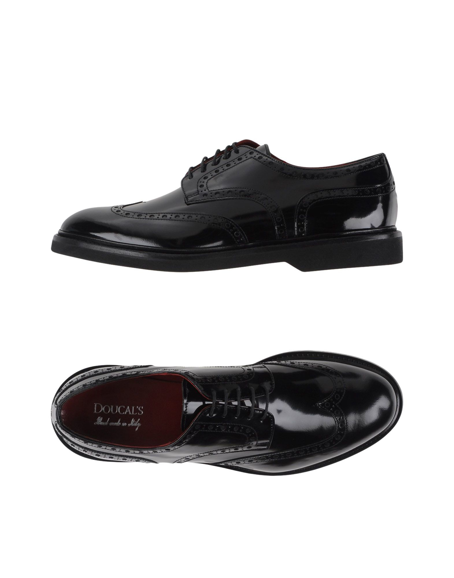 Doucals Patent Leather Shoe