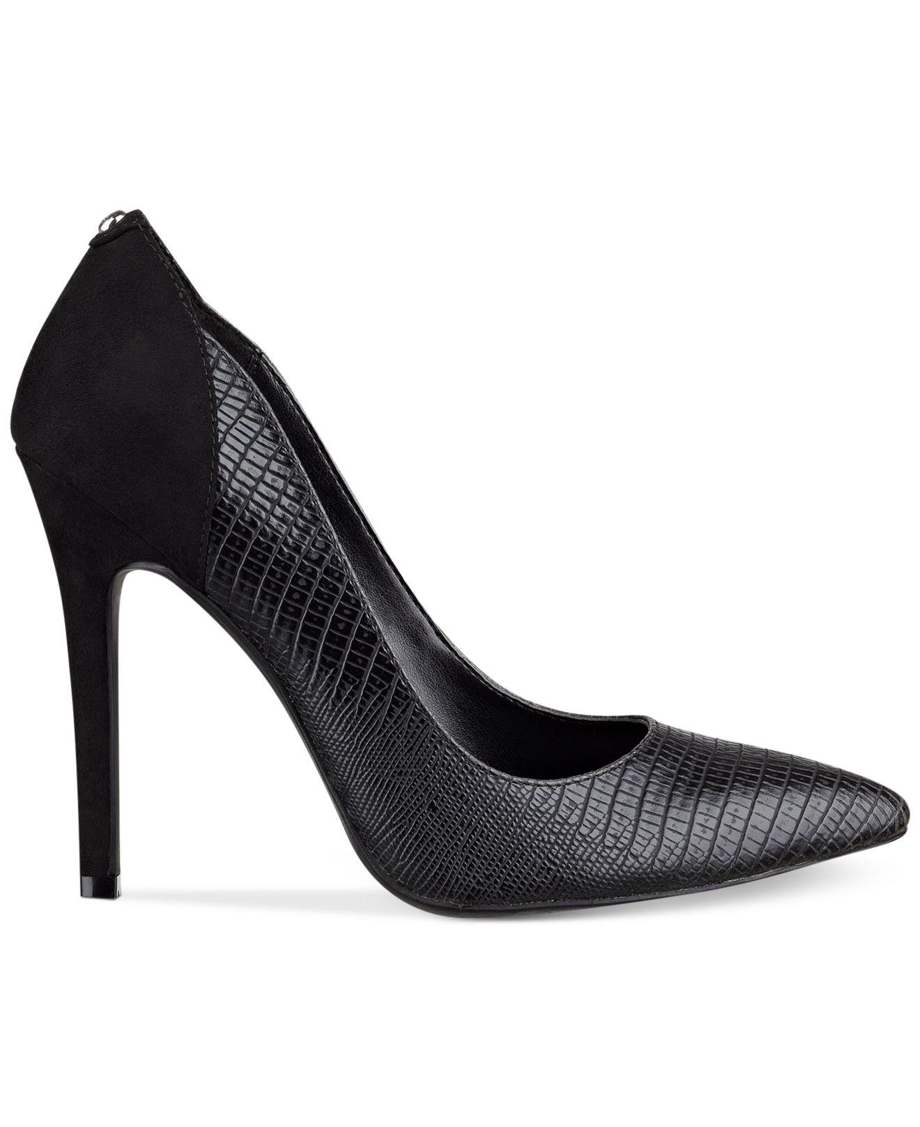Guess Black Shoes