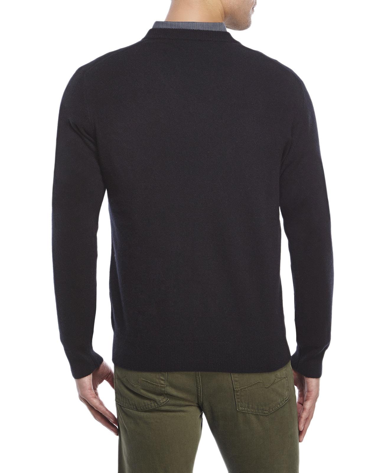 Qi Cashmere Sweater