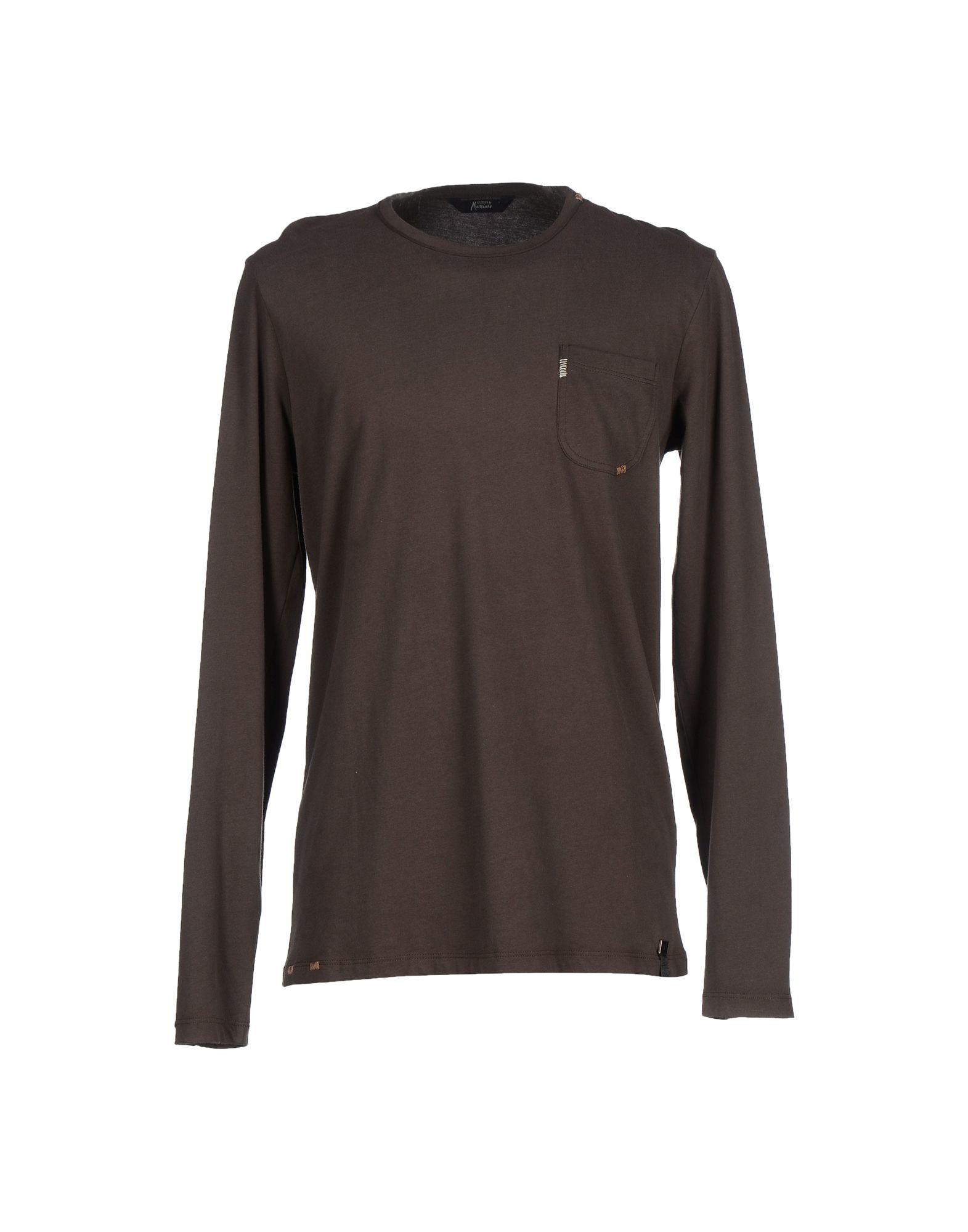 lyst guess t shirt in brown for men. Black Bedroom Furniture Sets. Home Design Ideas