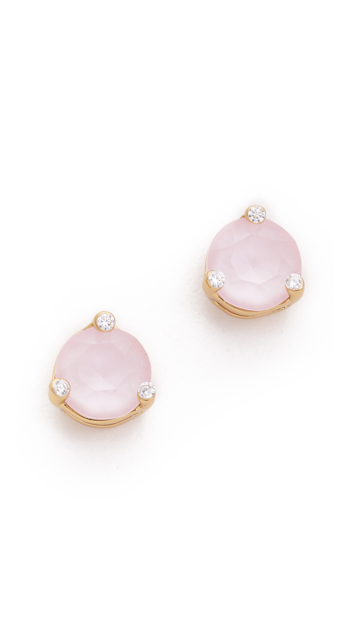 pierced product minis statement me stud mini lual mummy on set kids pink baby earrings clip