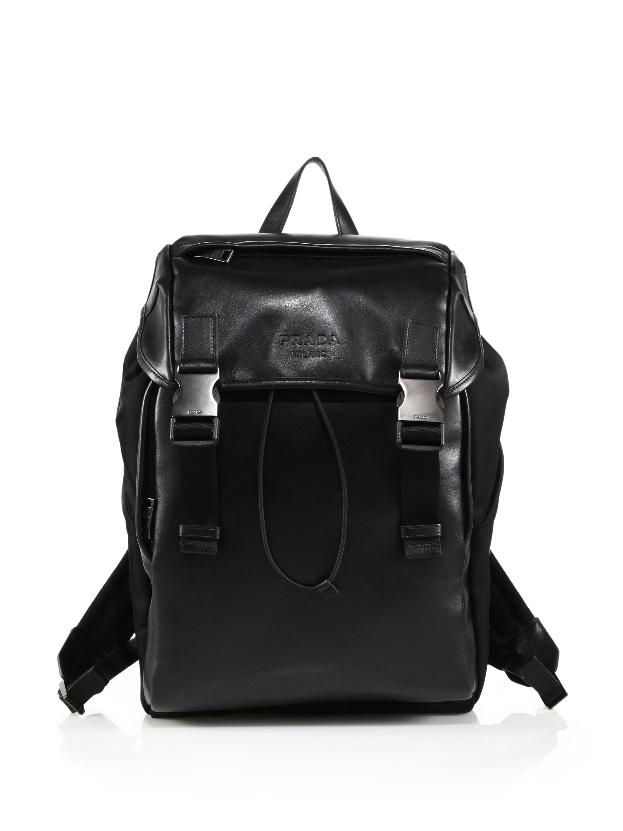 cheap prada bags for sale - 74+ Men's Prada Backpacks - Browse & Shop | Lyst