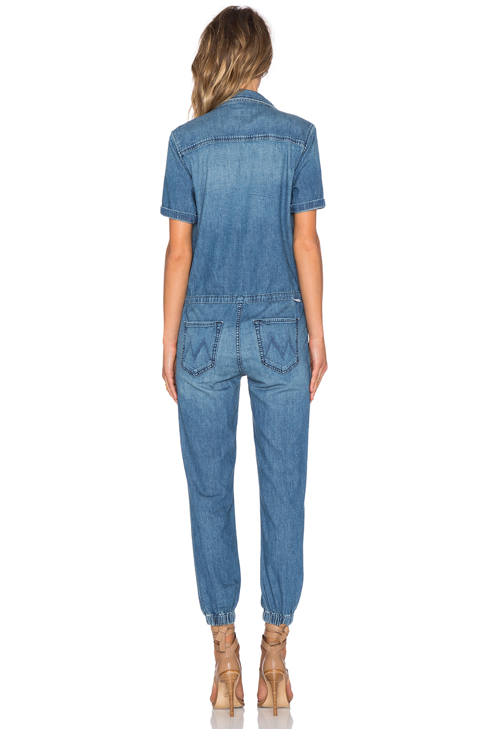 Find denim jumpsuit shorts at ShopStyle. Shop the latest collection of denim jumpsuit shorts from the most popular stores - all in one place. Skip to Content 3x1 Denim Shorts Jumpsuit $ Get a Sale Alert Pre-Owned at TheRealReal Frame Short Sleeve.