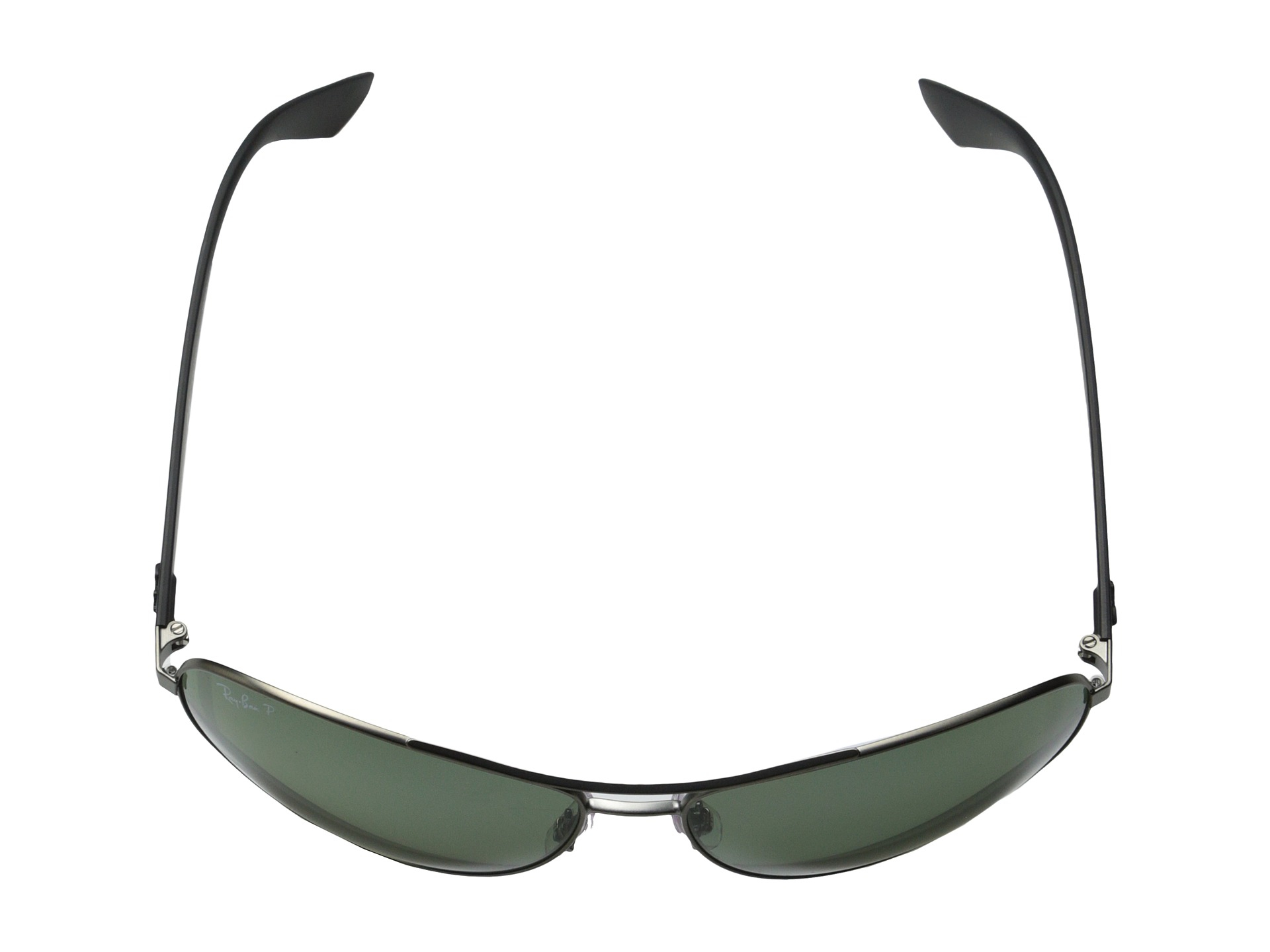 2238ca36f41 Lyst - Ray-Ban Rb3526 63mm in Metallic