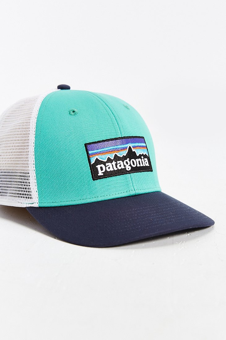 Patagonia Trucker Hat in Gray for Men - Lyst 8a1c37b94bb