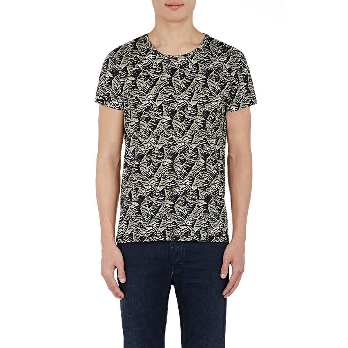 Acne Studios Standard Wild T Shirt In Black For Men Lyst