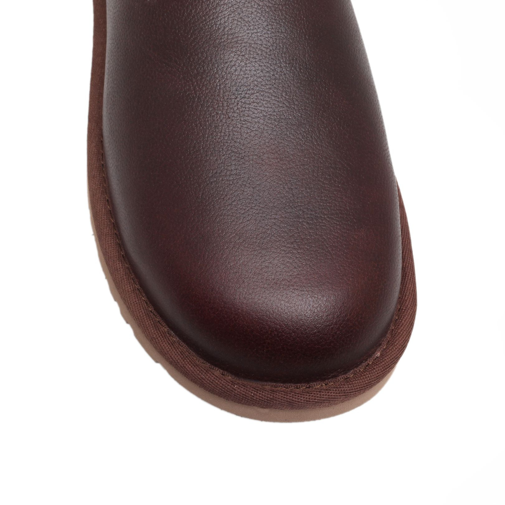40f1a395ba7 greece ugg classic leather mini double zip ankle boots price 60e04 be967