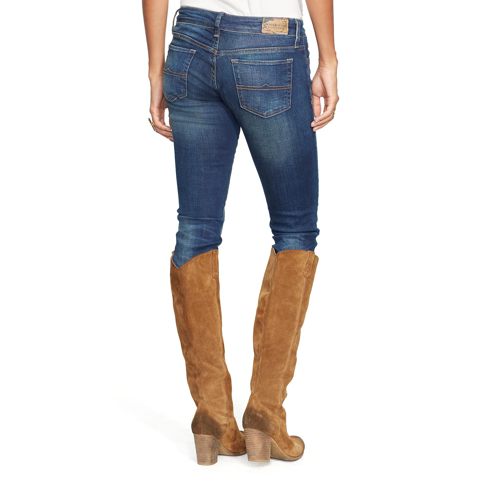 Slimfit-Jeans Ralph Lauren 5ZFc9ElPL