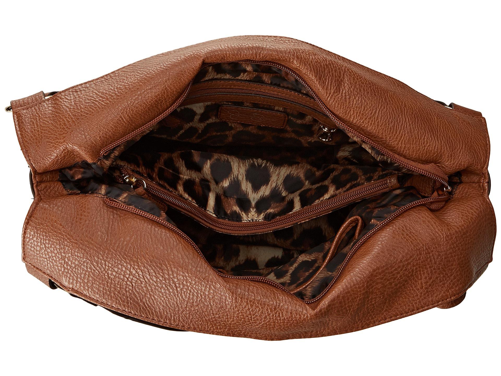 Lyst - Jessica simpson Dream Weaver Bucket in Brown 39718480315f5