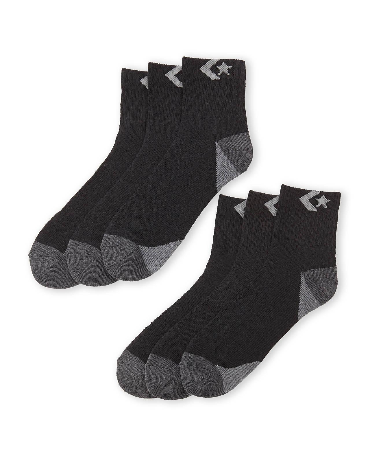 2converse socks man