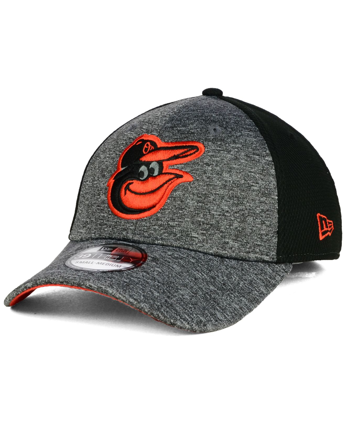 quality design b8ee3 d896e norway lyst ktz baltimore orioles tech fuse 39thirty cap in black for men  a5c1b c6ae8