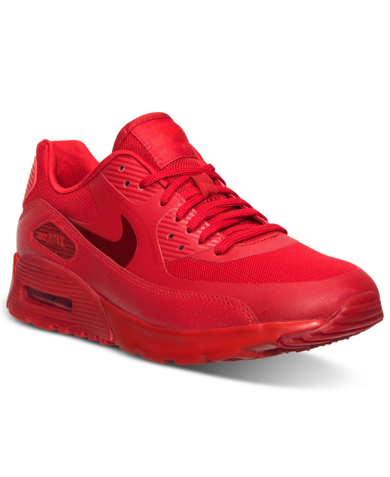 nike womens air max 90 ultra essentials running sneakers