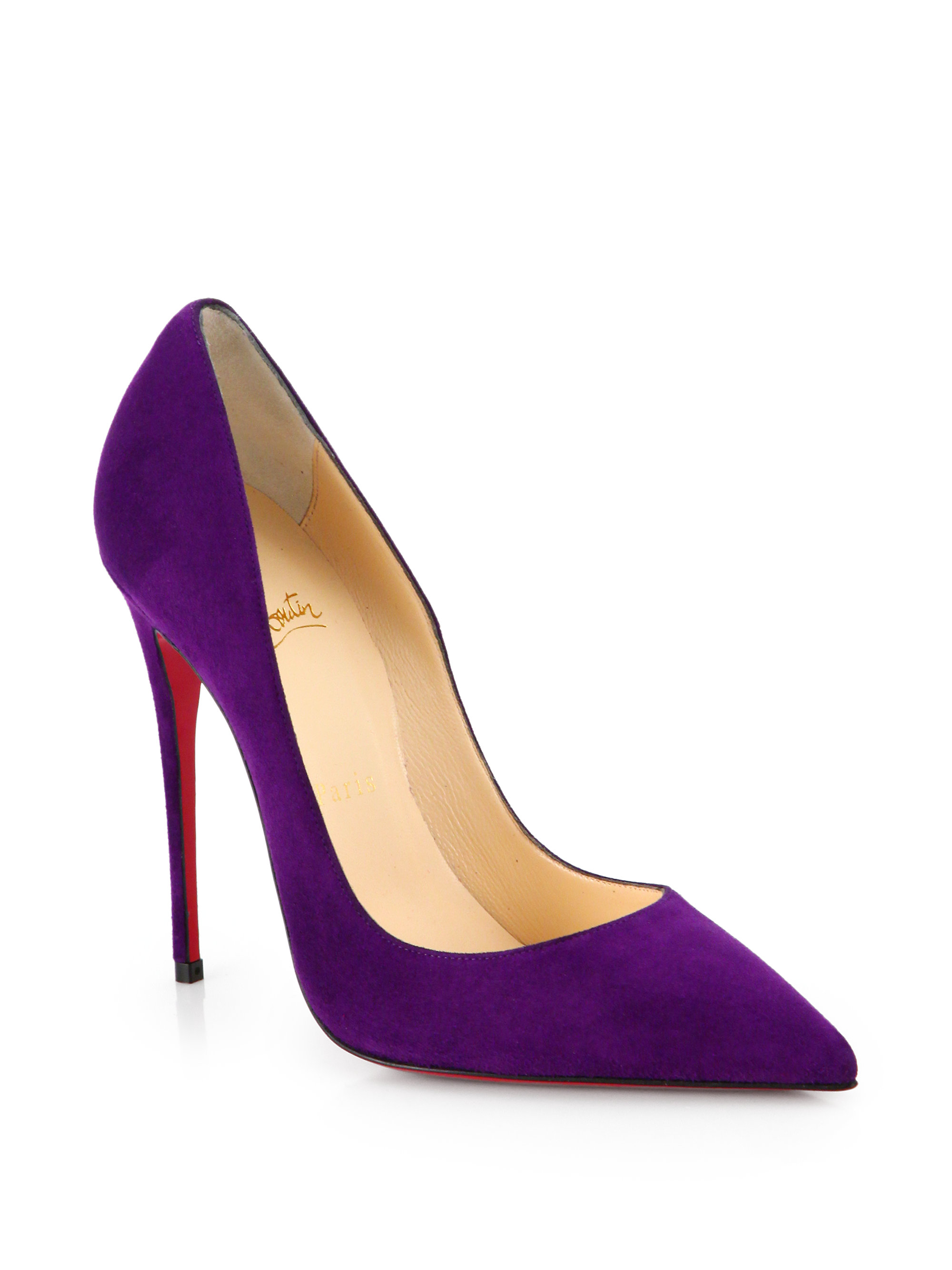 9f8c26ac9c45 Gallery. Previously sold at  Saks Fifth Avenue · Women s Christian  Louboutin So Kate