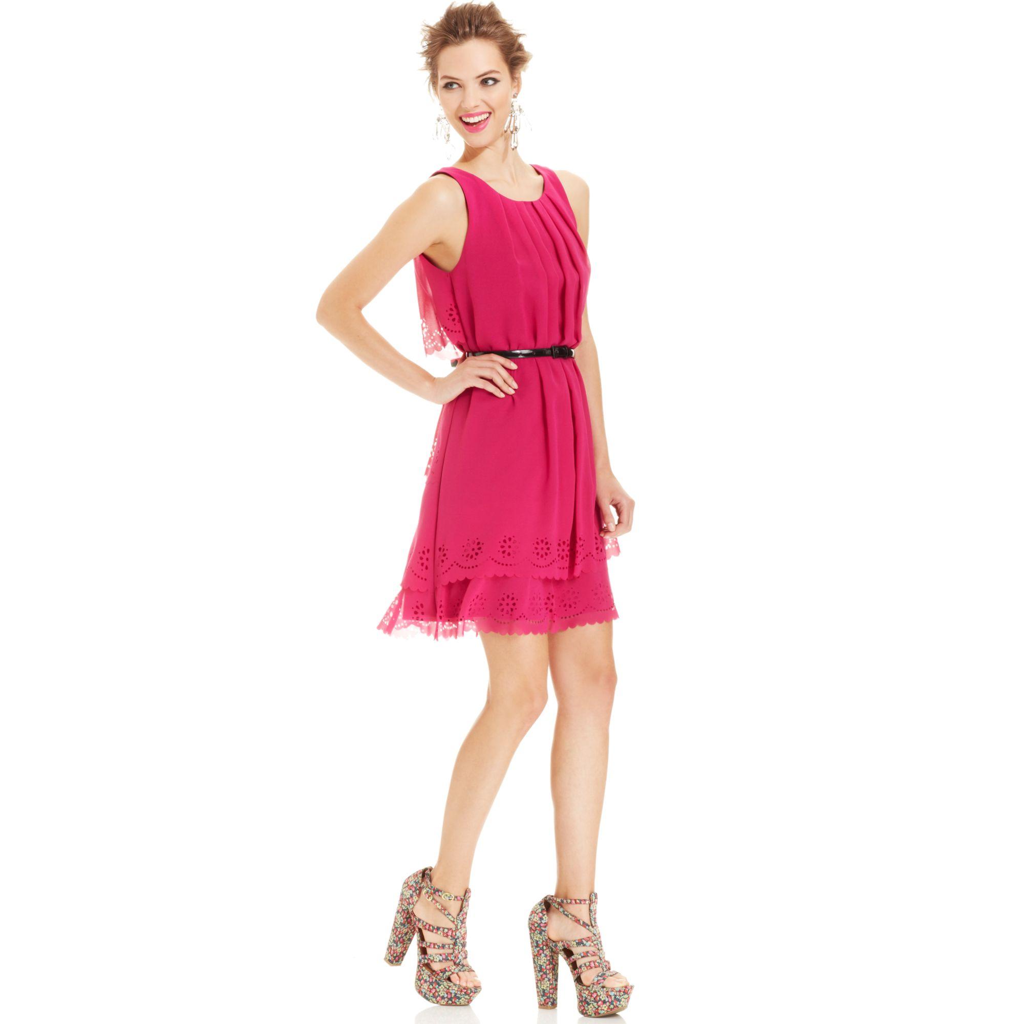 Laser Cut Dress Designs