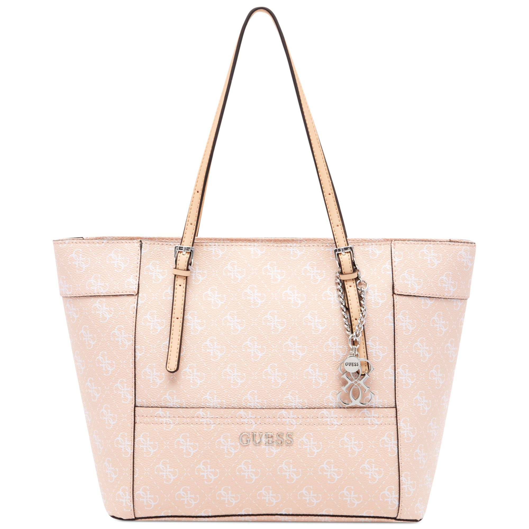Guess Pink Delaney Signature Small Classic