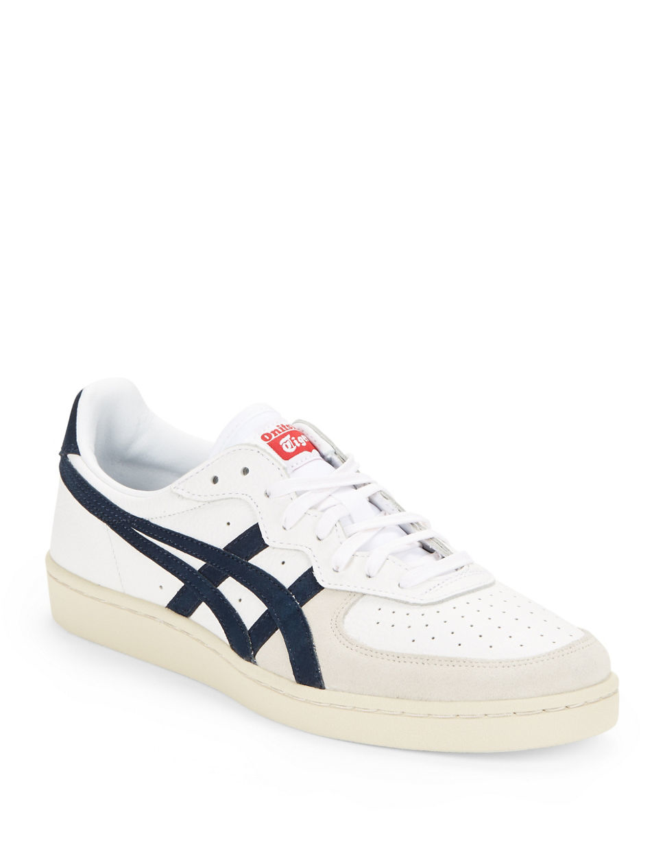 8a85d933f Asics Natural Leather Lace-up Sneakers for men
