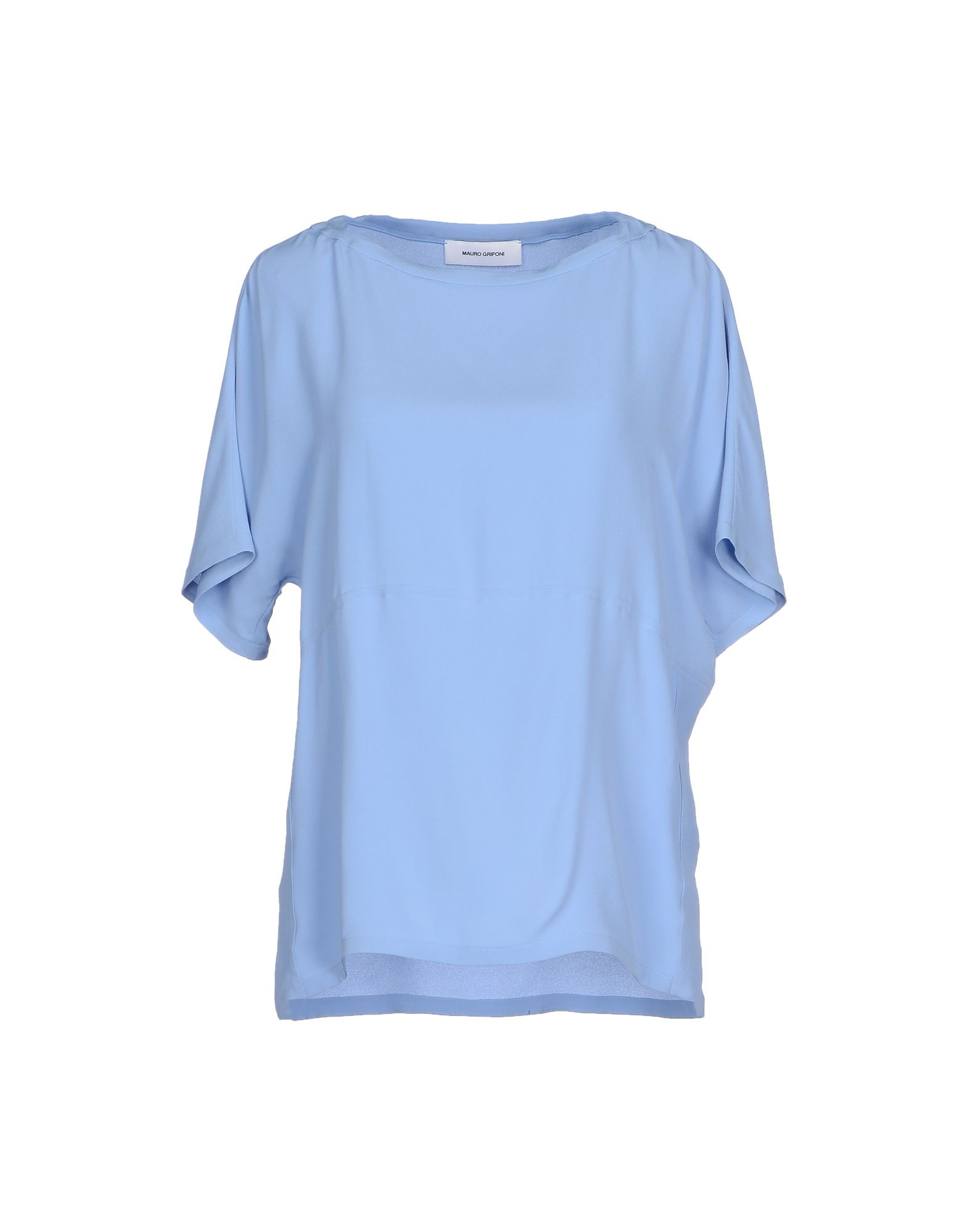 Sky Blue Womens Blouse 89