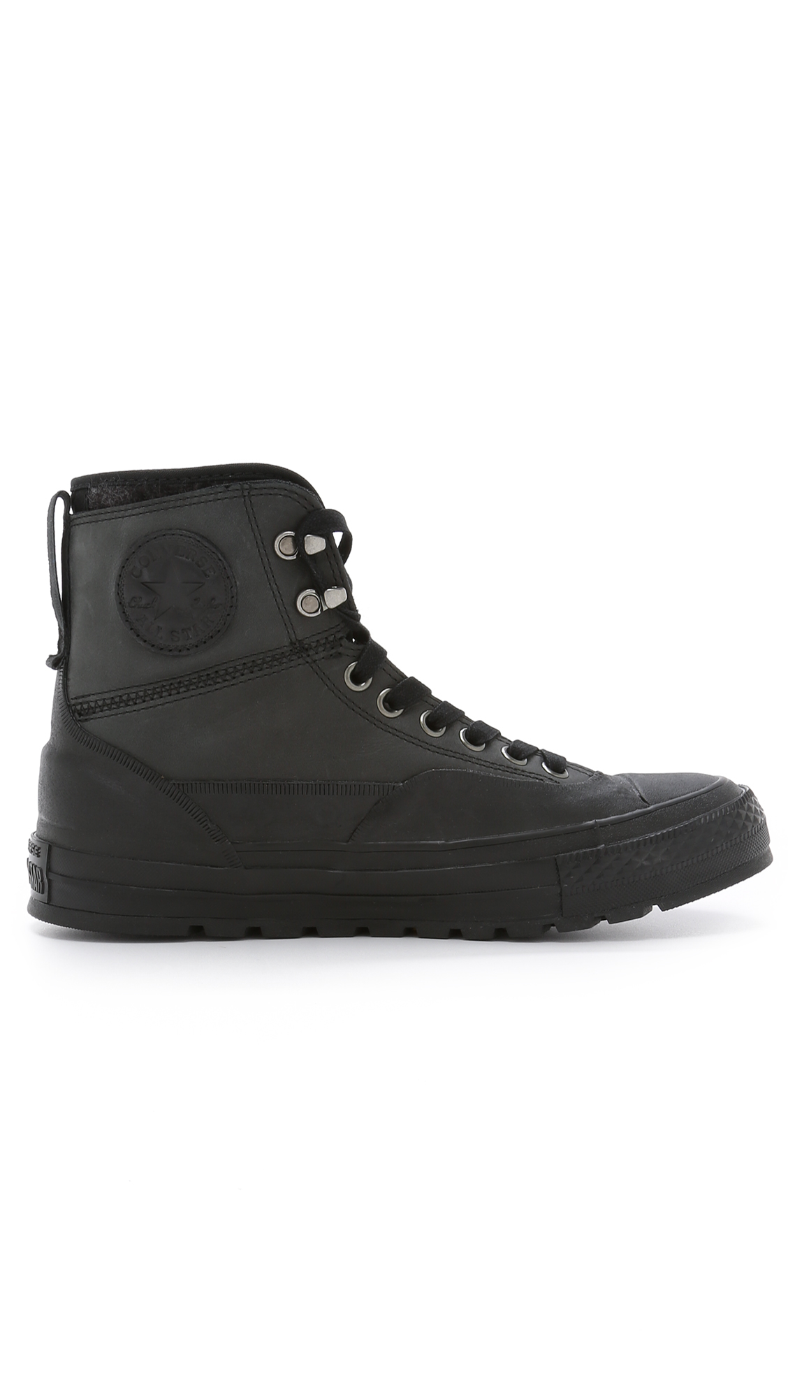 cbb9ac844f9b Lyst - Converse Chuck Taylor All Star Tekoa Boots in Black for Men