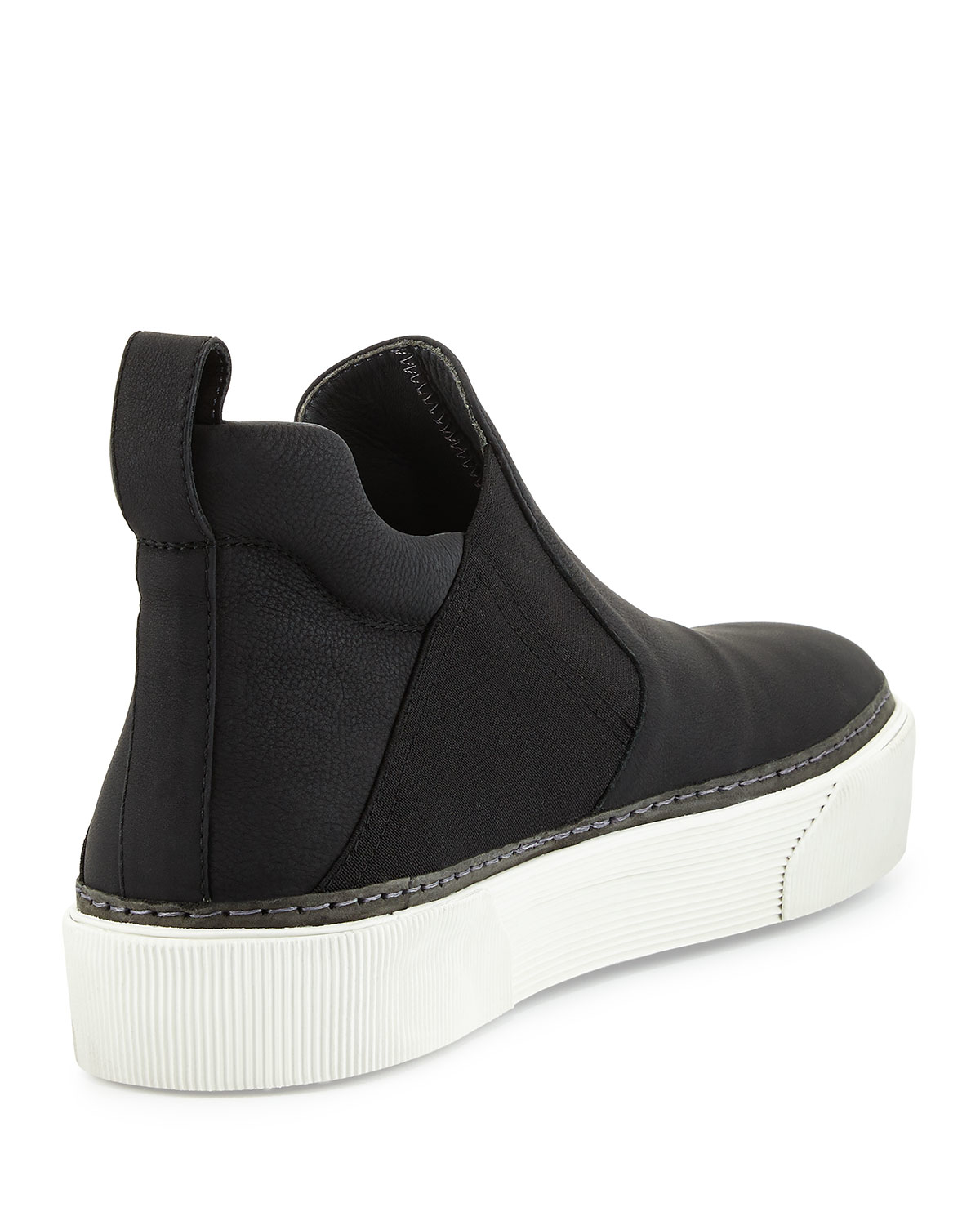 LanvinSneakers slip on leather 6bp6IoUtth