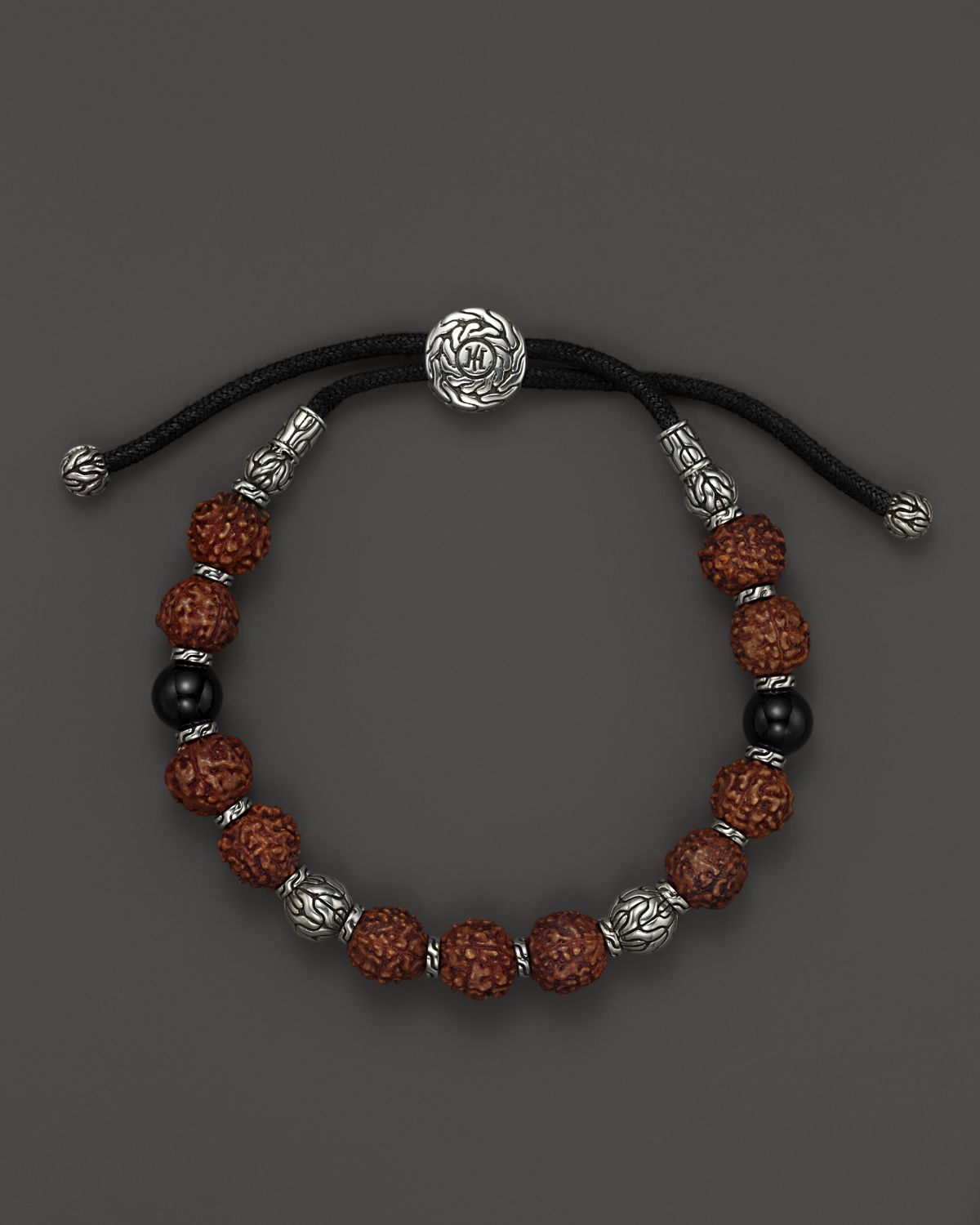 BEAD BRACELETS. Look no further than our collection of men's bead bracelets for that rocker, biker and celebrity style. Tribal Hollywood carries the best selection of bead bracelets for men, including silver bead bracelets, black beaded bracelets, and cross and skull bead mens bracelet styles.