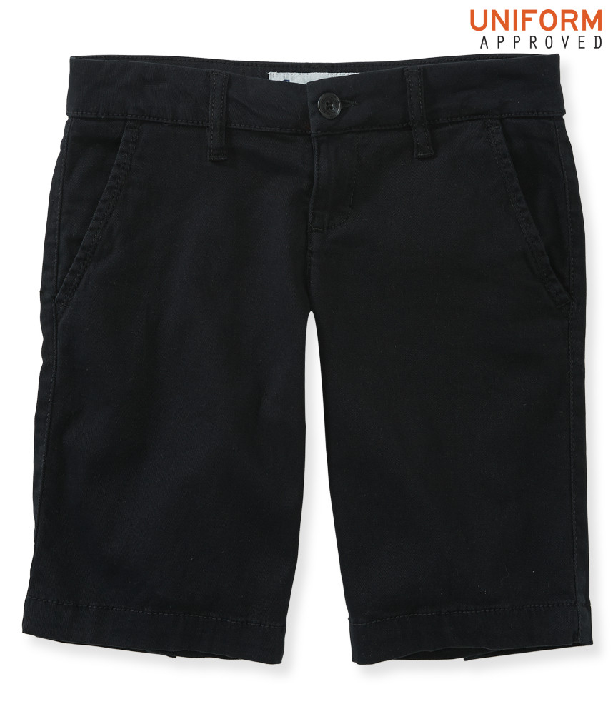 Black Uniform Shorts 60