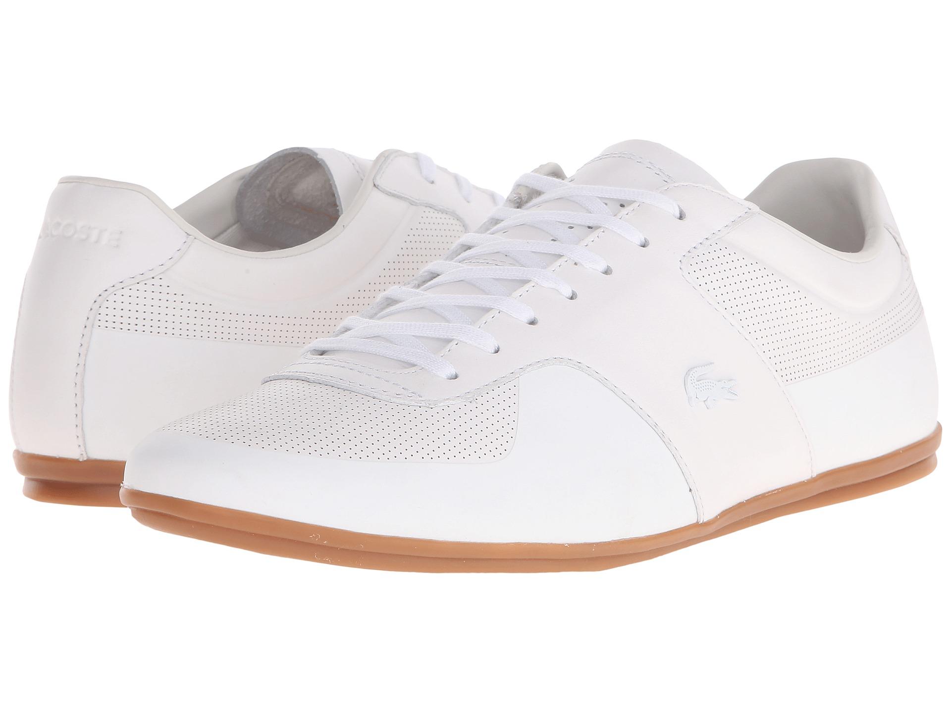 223f12781e4436 Lyst - Lacoste Turnier 116 1 in White for Men