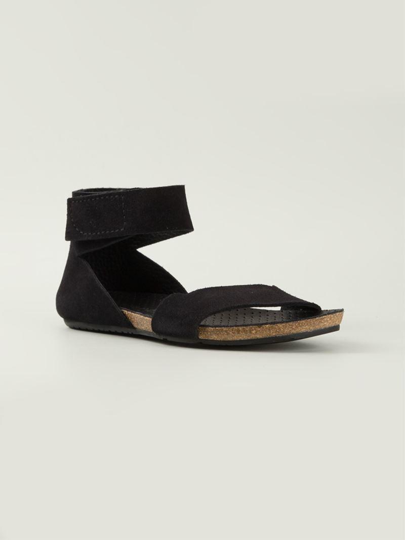 Lyst Pedro Garcia Joline Sandals In Black