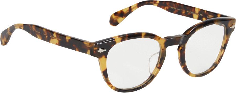 Oliver peoples tokyo 48 sunglass clip on eyeglasses in for Oliver peoples tokyo