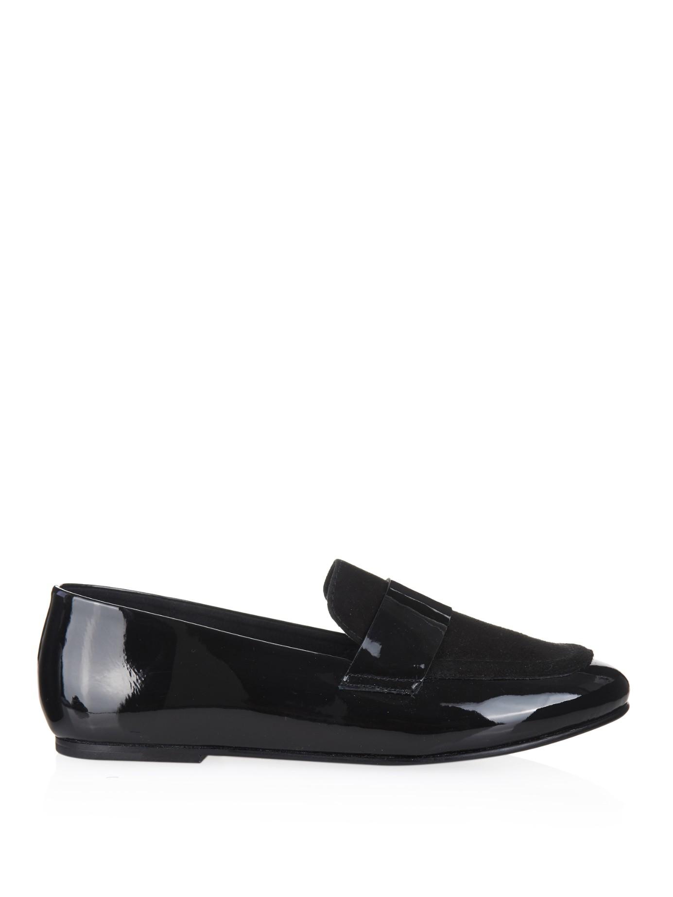 Claude M Black Shoe