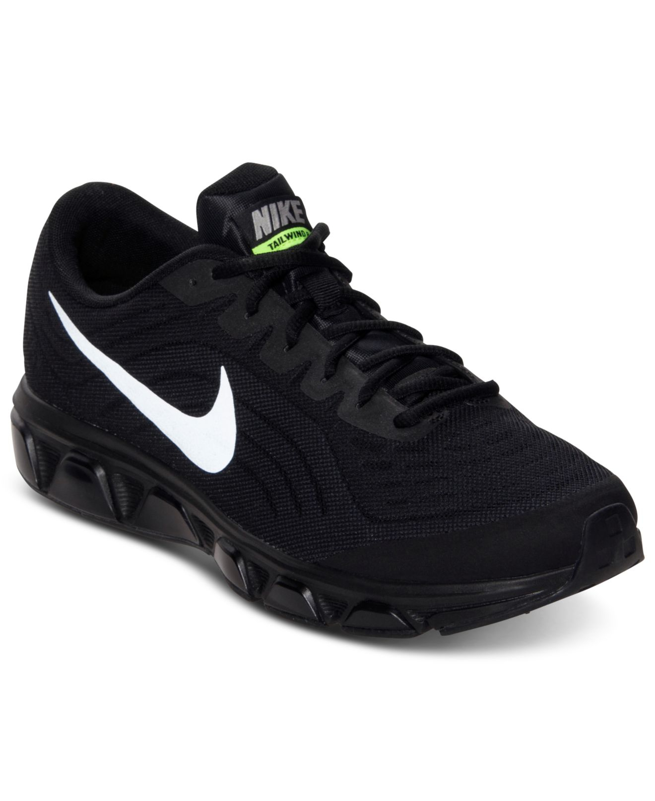 separation shoes 24fa4 be9da Nike Black Men'S Air Max Tailwind 6 Running Sneakers From Finish Line for  men