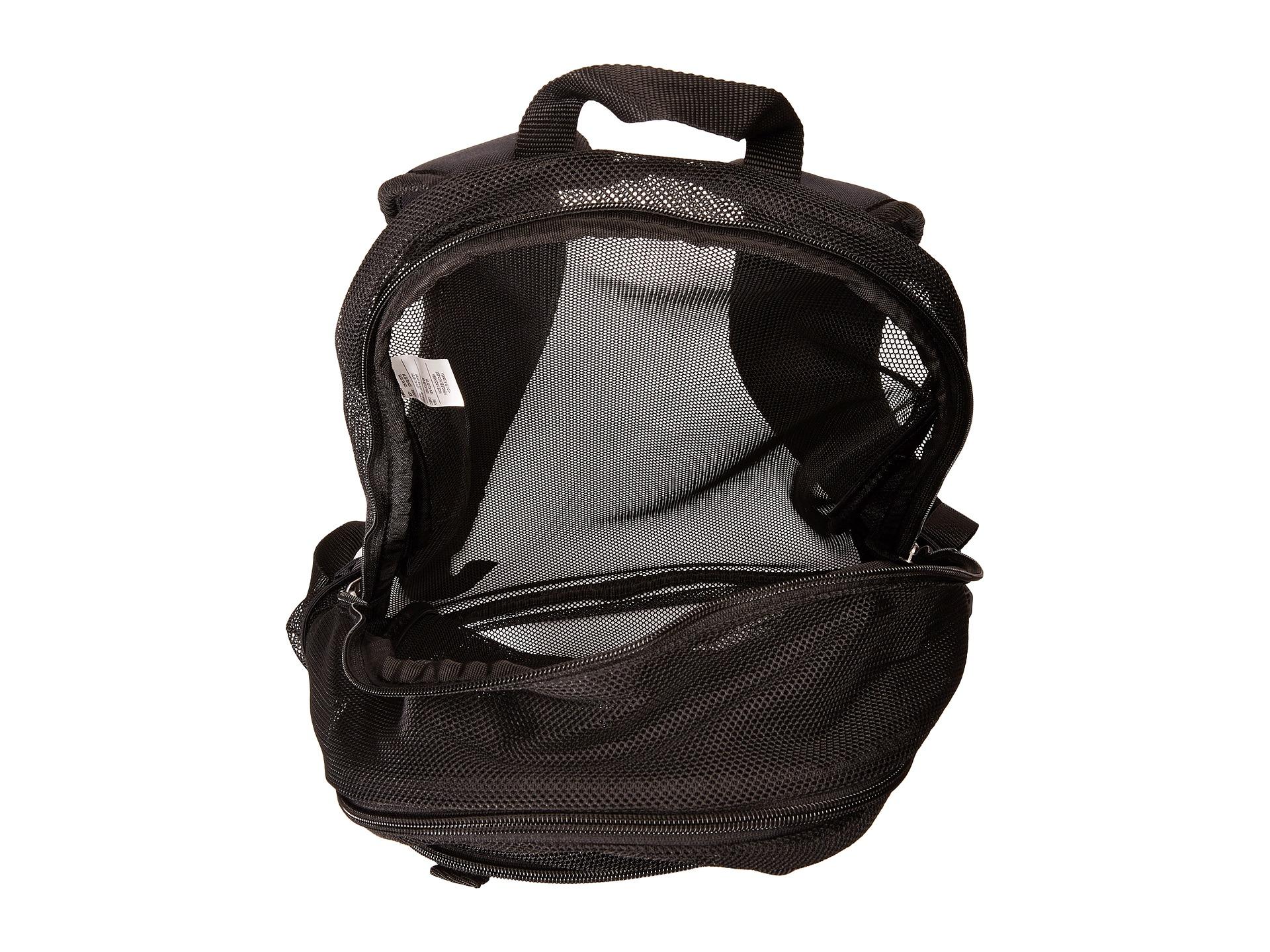 002a11a8a2 Lyst - Nike Brasilia 7 Backpack Mesh Large in Black