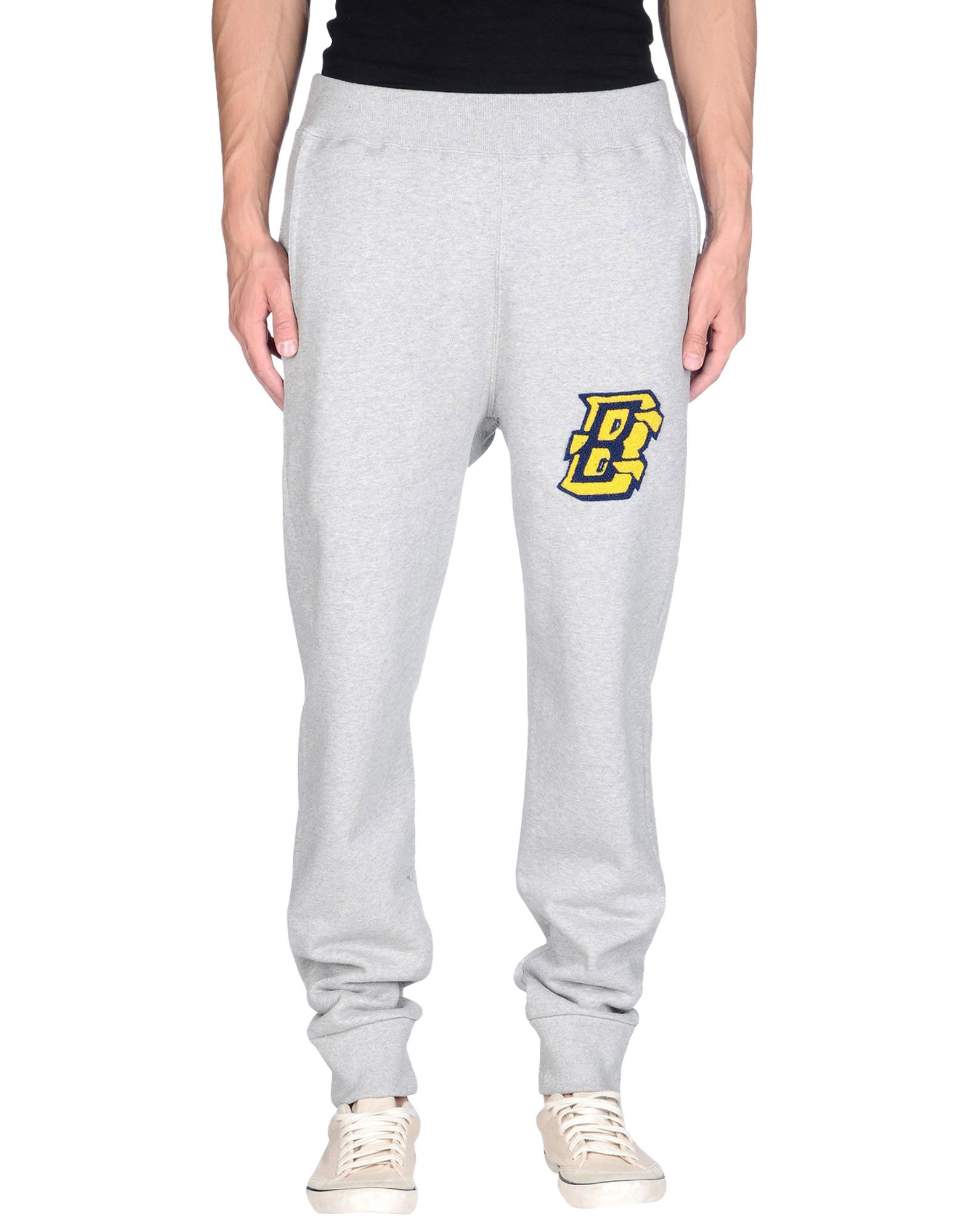 BBCICECREAM Casual Trouser in Light Grey (Grey) for Men