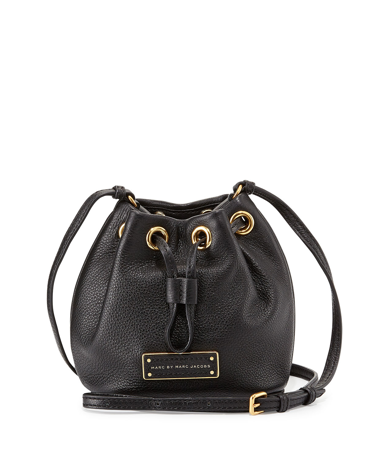 Marc by marc jacobs Too Hot To Handle Mini Drawstring Crossbody ...