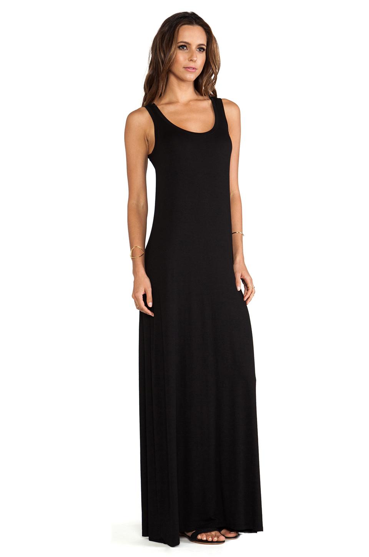 Michael Stars Sonia Sleeveless Tank Maxi Dress In Black Lyst