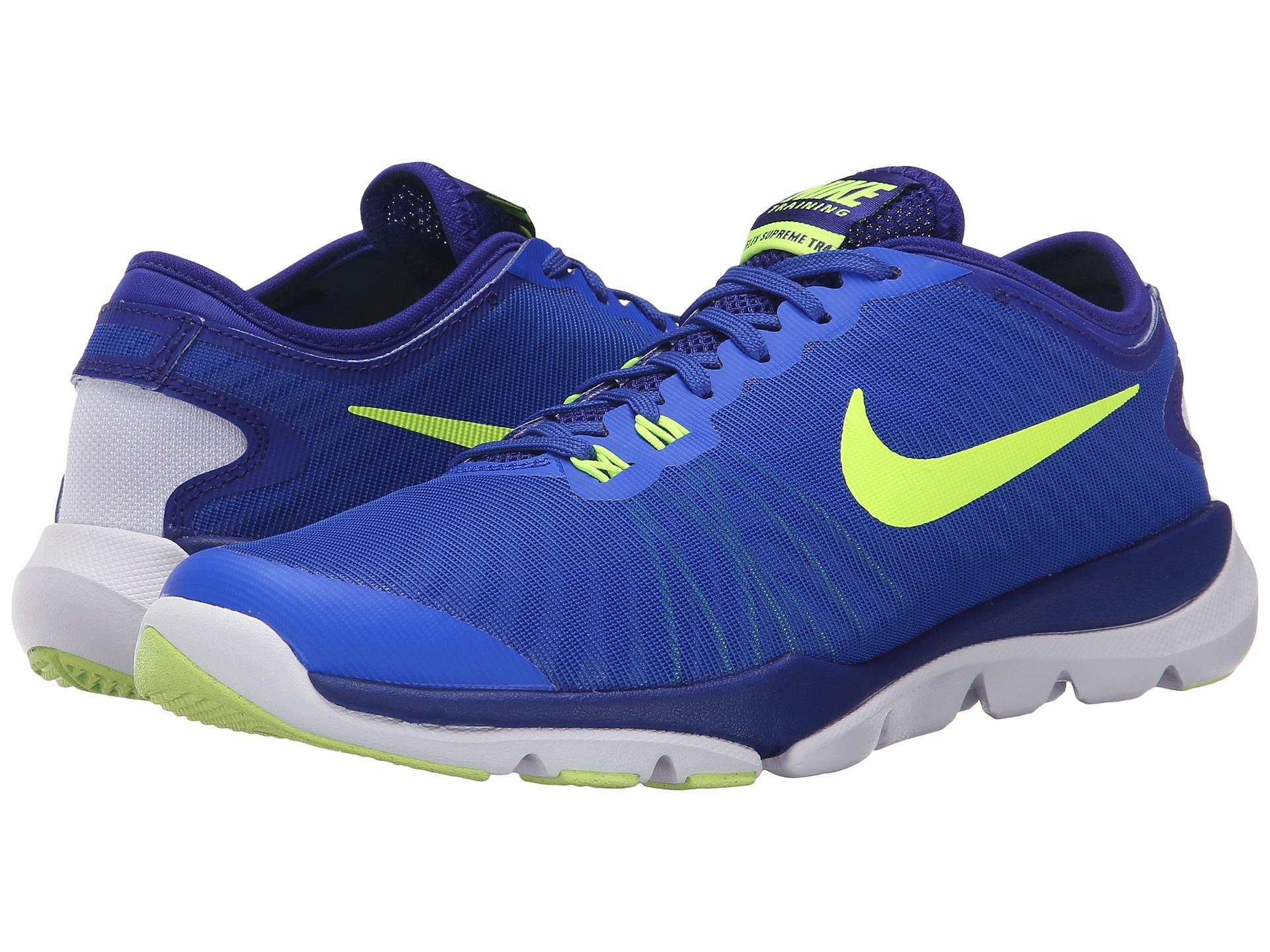 415b88741868 Lyst - Nike Flex Supreme Tr4 in Blue